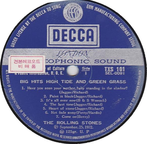 Decca Records Label Major Record Labels Emi